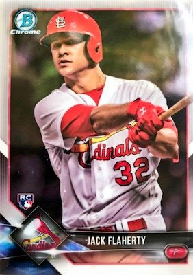 2018 Bowman Chrome Baseball Variations Guide 26