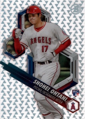 Shohei Ohtani Rookie Cards Checklist and Gallery 9