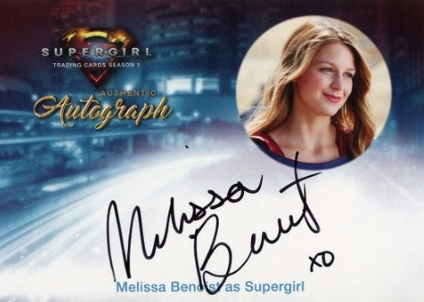 2018 Cryptozoic Supergirl Season 1 Trading Cards 3