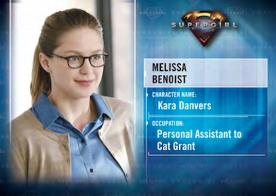 2018 Cryptozoic Supergirl Season 1 Trading Cards 28