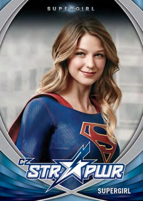 2018 Cryptozoic Supergirl Season 1 Trading Cards 30