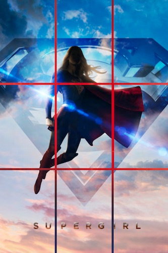 2018 Cryptozoic Supergirl Season 1 Trading Cards 31