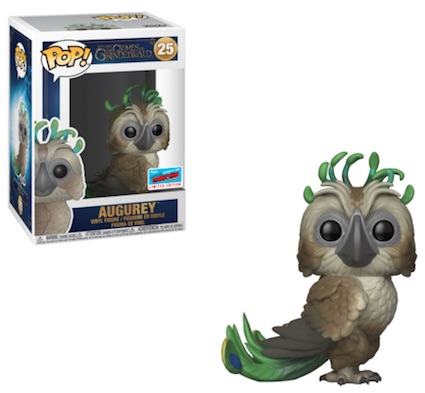 Ultimate Funko Pop Fantastic Beasts Figures Gallery and Checklist 28