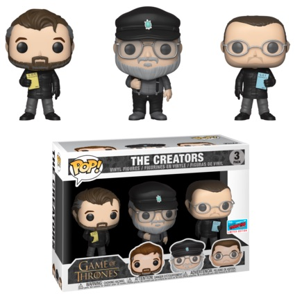 Ultimate Funko Pop Director Figures Gallery and Checklist 15