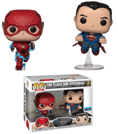 Funko Pop Justice League Vinyl Figures 35