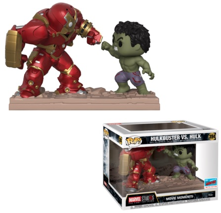 Ultimate Funko Pop Hulk Figures Checklist and Gallery 25
