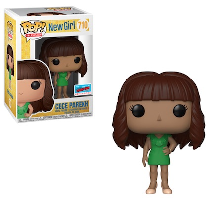 2018 Funko Pop New Girl Vinyl Figures 28