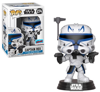 Ultimate Funko Pop Star Wars Figures Checklist and Gallery 325