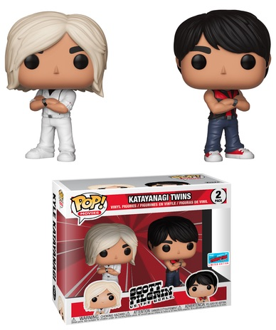 Funko Pop Scott Pilgrim vs. the World Vinyl Figures 16
