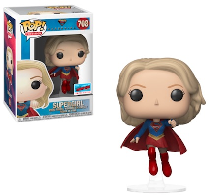Funko Pop Supergirl Vinyl Figures 24