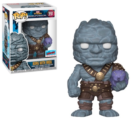 Funko Pop Thor Ragnarok Checklist Set Info Gallery Exclusives Variants