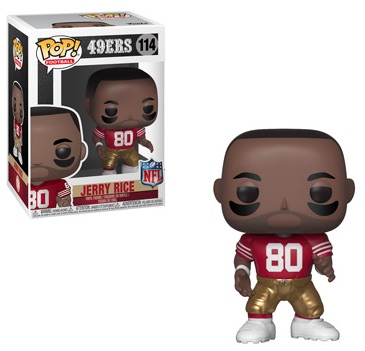 2018 Funko Pop NFL Football Figures - Legends! 57