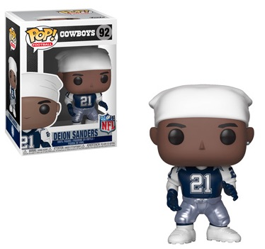 2018 Funko Pop NFL Football Figures - Legends! 36
