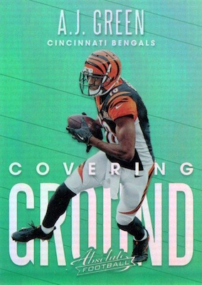 2018 Panini Absolute Football Cards 43