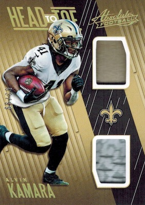 2018 Panini Absolute Football Cards 35