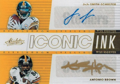 2018 Panini Absolute Football Cards 29