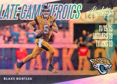 2018 Panini Absolute Football Cards 45