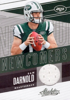 2018 Panini Absolute Football Cards 38