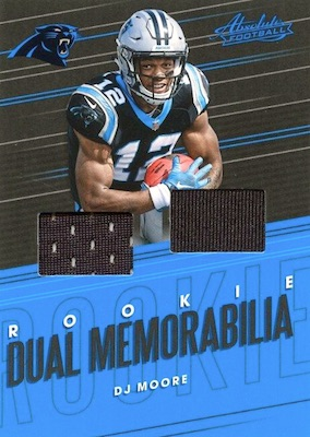 2018 Panini Absolute Football Cards 40