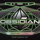 2018 Panini Obsidian Football Cards