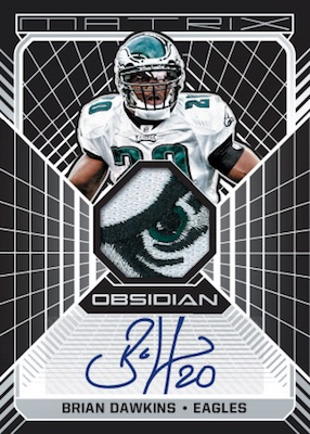 2018 Panini Obsidian Football