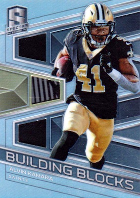 2018 Panini Spectra Football Cards 6