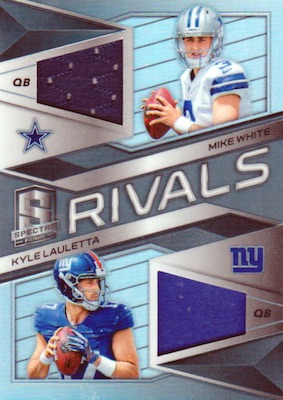 2018 Panini Spectra Football Cards 38