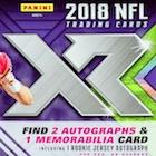 2018 Panini XR Football Cards