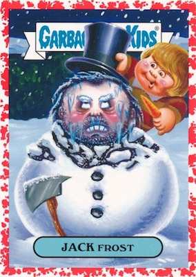 2018 Topps Garbage Pail Kids Oh, The Horror-ible Trading Cards 24