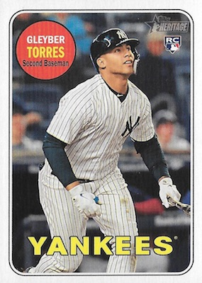 2018 Topps Heritage High Number Baseball Variations Guide 147