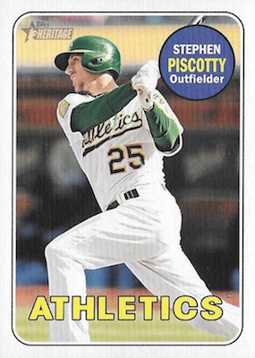 2018 Topps Heritage High Number Baseball Variations Guide 161