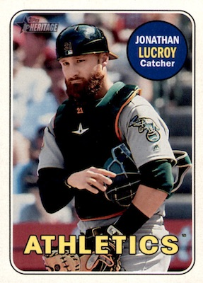 2018 Topps Heritage High Number Baseball Variations Guide 46