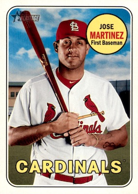 2018 Topps Heritage High Number Baseball Variations Guide 140
