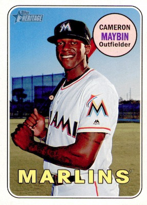 2018 Topps Heritage High Number Baseball Variations Guide 52