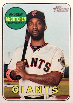 2018 Topps Heritage High Number Baseball Variations Guide 9