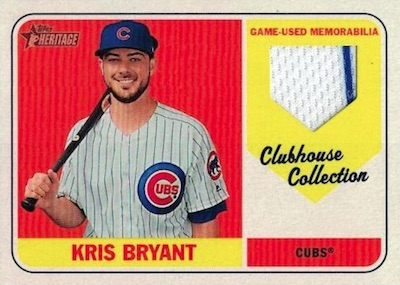 2018 Topps Heritage High Number Baseball Cards 8