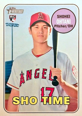 Shohei Ohtani Rookie Cards Checklist and Gallery 60