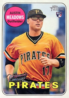 2018 Topps Heritage High Number Baseball Variations Guide 51