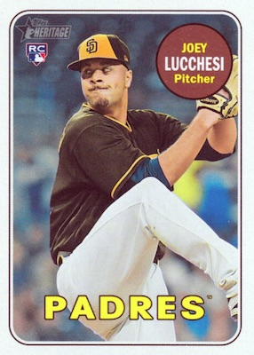 2018 Topps Heritage High Number Baseball Variations Guide 55