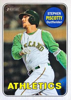2018 Topps Heritage High Number Baseball Variations Guide 59