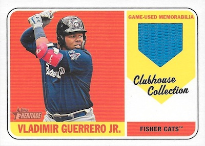 2018 Topps Heritage Minor League Baseball Cards 16