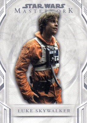 2018 Topps Star Wars Masterwork Trading Cards 3