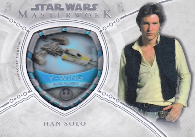 2018 Topps Star Wars Masterwork Trading Cards 33
