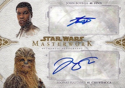 2018 Topps Star Wars Masterwork Trading Cards 5