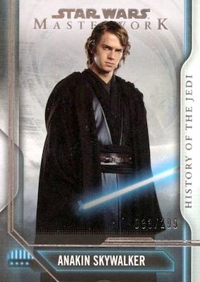 2018 Topps Star Wars Masterwork Trading Cards 36