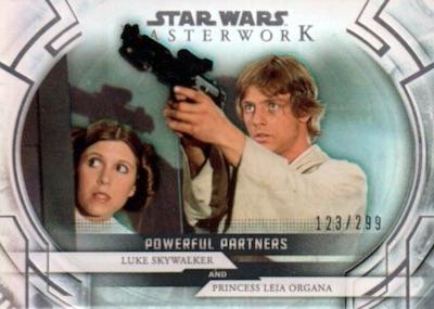 2018 Topps Star Wars Masterwork Trading Cards 37
