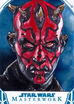 2018 Topps Star Wars Masterwork Trading Cards 35