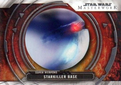 2018 Topps Star Wars Masterwork Trading Cards 34