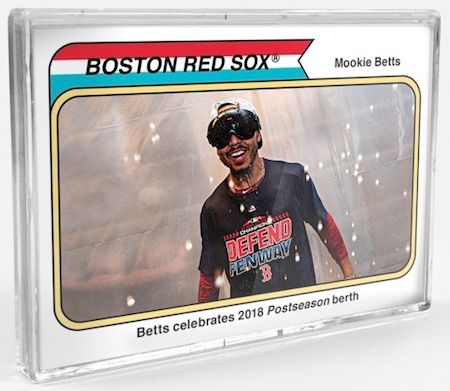 2018 Topps Throwback Thursday Baseball Cards 34