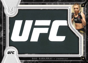 2018 Topps UFC Museum Collection